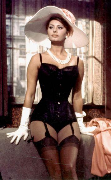 sophia corset